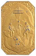 """1933. """"A Hazáért Mindhalálig - Magyar Királyi Honvéd Ludovika Akadémia 1808 - K.U. III. 1933. / Nyújtó E. 1942 I."""" Arany - Unclassified"""