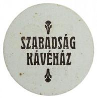 "Budapest 1919-1925. 50f ""Szabadság Kávéház"" T:I-  Adamo BUC-263.2 - Unclassified"