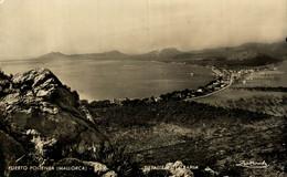 PUERTO POLLENSA MALLORCA DETALLE DE LA BAHIA   Islas Baleares España Espagne Spain - Unclassified
