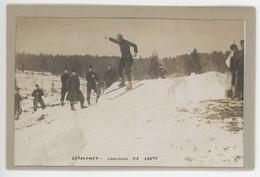 ° GERARDMER ° SKI ° 1910 ° CONCOURS DE SAUT ° - Luoghi