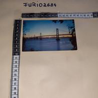 C-98722 SAN FRANCISCO OAKLAND BAY BRIDGE AT SUNSET - Sonstige