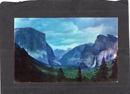 101379     Stati  Uniti,  Yosemite  National  Park,  California From Wawona Tunnel  Entrance,  NV - Yosemite