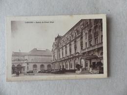 Cabourg Entrée Du Grand Hôtel Sauvage - Cabourg