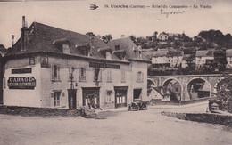 FR-19: UZERCHE: Hôtel Du Commerce - Le Viaduc - Uzerche