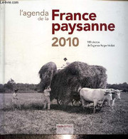 L'agenda De La France Paysanne 2010 - Agence Roger-Viollet - 2009 - Blank Diaries