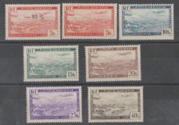 ARGELIA  1946-47   **   MNH   YVERT     1/6 AEREOS   PERFECTA - Algeria (1962-...)