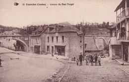 FR-19: UZERCHE: Avenue Du Pont Turgot - Animation (Enfants) - Uzerche