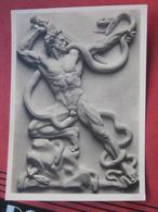 Arno Breker -  Skulptur Der Rächer (München, Haus Der Deutschen Kunst) HDK 343 - Sculptures