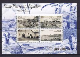 St.Pierre & Miquelon 2011 Вид на остров MNH** - Nuovi