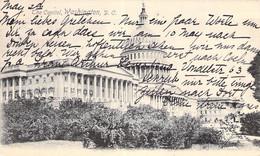 Capitol - Washington D.C. 1904 AKS - Washington DC