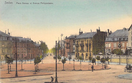 Sedan - Place Nassau Et Avenue Philippoleaux - Sedan