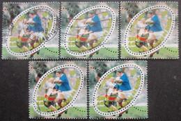 FRANCE N°3280 X 7 Oblitéré - Collezioni (senza Album)
