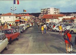 Cpsm Biscarrosse  Rue Principale (voitures) - Biscarrosse