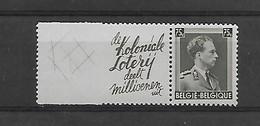 België  Pubs N° Pu 117  Xx   Postfris Cote 45 Euro - Advertising