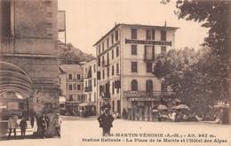 06-SAINT MARTIN VESUBIE-N°T5019-B/0001 - Saint-Martin-Vésubie