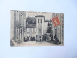 LAMALOU LES BAINS  -  34  -  L'Hôpital Et Le Grand Hôtel Des Bains  -  Hérault - Lamalou Les Bains
