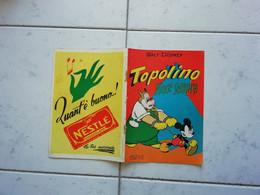 ALBI D' ORO N° 44 30\08\1953 TOPOLINO VINCE SEMPRE - PRIMA RISTAMPA - Disney