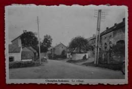CP 1952 Champlon-Ardennes - Le Village - Tenneville