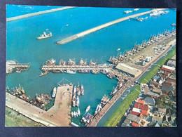 Den Oever Wierigen/ Aerial View - Den Oever (& Afsluitdijk)