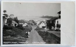 C. P. A. : Liberia : MONROVIA  : Randall Street - Liberia