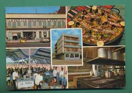 Espagne La Pépica Restaurant Hôtel ( Multivues, Coquillages, Moules, Langoustines ) - Hotels & Restaurants