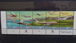 1997 Yv 333-337 MNH A20 - Nuevos