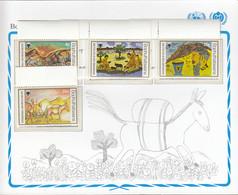 Bophuthatswana  43-46, Postfrisch **, UNICEF, Internationales Jahr Des Kindes, 1979 - Bophuthatswana