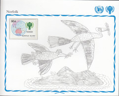 NORFOLK-INSELN  233, Postfrisch **, UNICEF, Internationales Jahr Des Kindes, 1979 - Norfolk Island