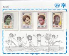 TUVALU  112-115, Postfrisch **, UNICEF, Internationales Jahr Des Kindes, 1979 - Tuvalu (fr. Elliceinseln)