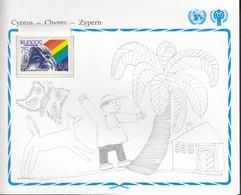 ZYPERN  511, Postfrisch **, UNICEF, Internationales Jahr Des Kindes, 1979 - Unused Stamps