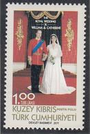 ZYPERN Türk.  740, Postfrisch **, Hochzeit Von Prinz William Und Catherine Middleton, 2011 - Unused Stamps