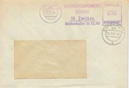 DDR ZKD AFS VEB Grubenlampenwerke Zwickau 1967 - Official