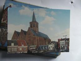 Nederland Holland Pays Bas Amersfoort Met St Joriskerk De Hof - Amersfoort