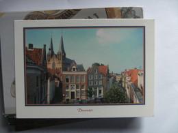 Nederland Holland Pays Bas Deventer Met Bergkwartier - Deventer