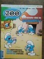 Zoo Nº 33 - Schtroumpfez-vous Les Schtroumpfs ? / Juillet-Août,2011 - Autres