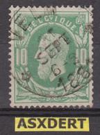 N° 30 Relais * Velm * Coba50 -1881 - 1869-1883 Leopold II