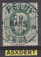 N° 30 Relais * Feluy * Coba30 -1883 - 1869-1883 Leopold II