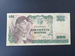 INDONESIE 500 RUPIAH 1968 - Indonesia