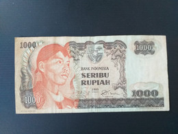 INDONESIE 1000 RUPIAH 1968 - Indonesia