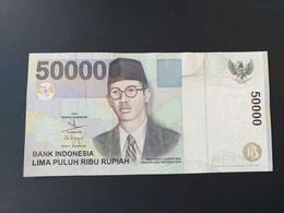 INDONESIE 50000 RUPIAH 1999 - Indonesia