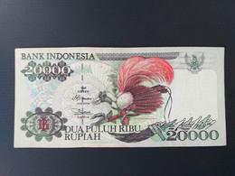 INDONESIE 20000 RUPIAH 1995 - Indonesia