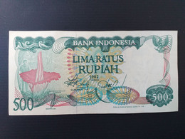 INDONESIE 500 RUPIAH 1982 - Indonesia