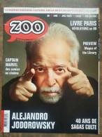 Zoo Nº 70 - Alejandro Jodorowsky : 40 Ans De Sagas Culte  / Mars-Avril 2019 - Autres
