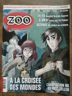 Zoo Nº 68 - À La Croisée Des Mondes / Nov-Déc 2018 - Autres