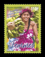 French Polynesia 2021 Mih. 1455 International Women's Day MNH ** - Unused Stamps