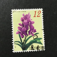 ◆◆◆Taiwán (Formosa)  2007  Orchids , Sc #3719 ,   $12      USED  AB5622 - Usati