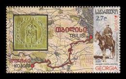Georgia 2020 Mih. 744 Europa. Ancient Postal Routes MNH ** - Georgia