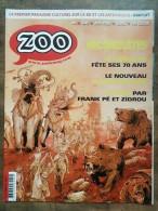 Zoo Nº 61 - Reconquêtes / Septembre 2016 - Autres