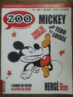 Zoo Nº 62 - Mickey / Oct-Nov 2016 - Autres