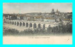 A764 / 223 LAUSANNE Et Le Grand Pont - VD Vaud